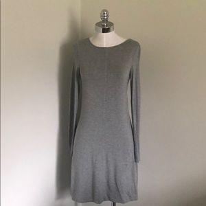 Kensie Pieces knit long sleeve dress